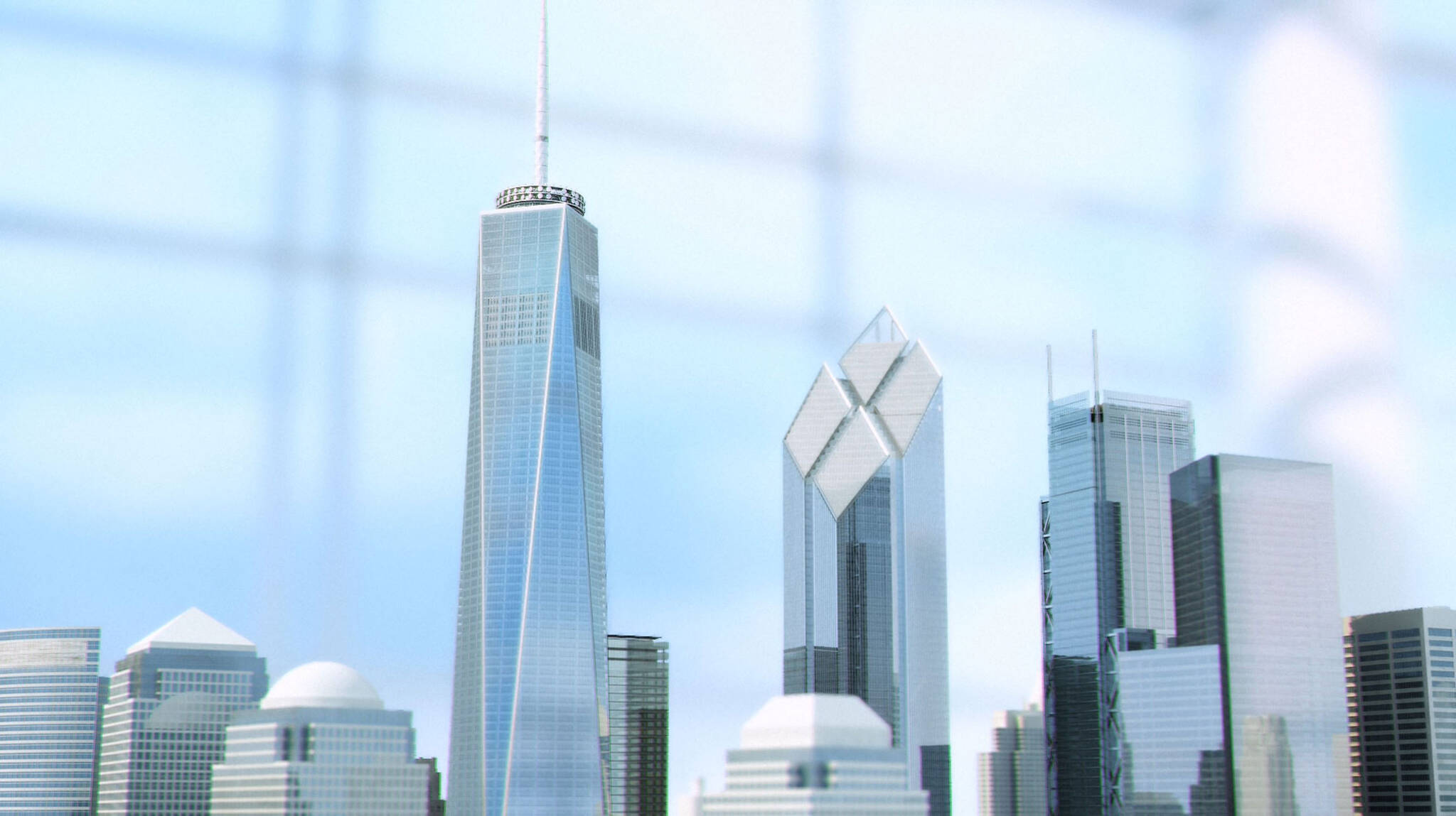 Rising: Rebuilding Ground Zero documentary Co-produced by Danny Forster and Steven Spielberg about the rebuilding of the World Trade Center site in the wake of 9/11. The Emmy-award-winning documentary is narrated by Ed Harris.